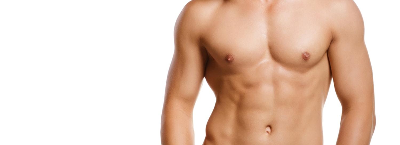 Gynécomastie ou réduction des seins pour les homme en Suisse